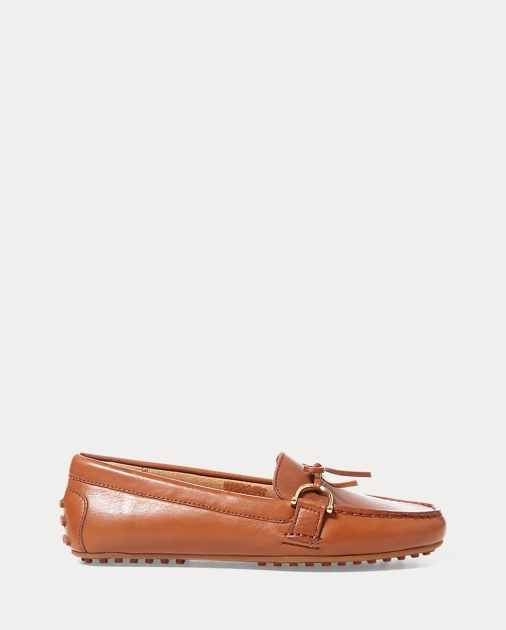 743e385f618 Lauren Briley Leather Loafer 1