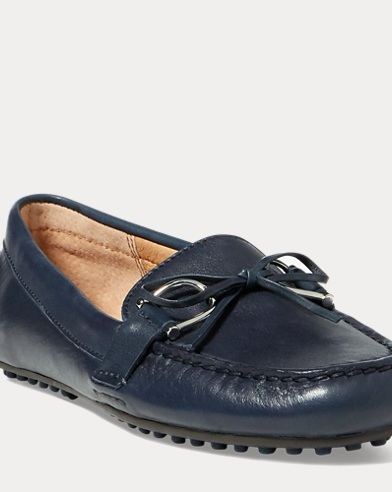 Briley Leather Driving Loafer