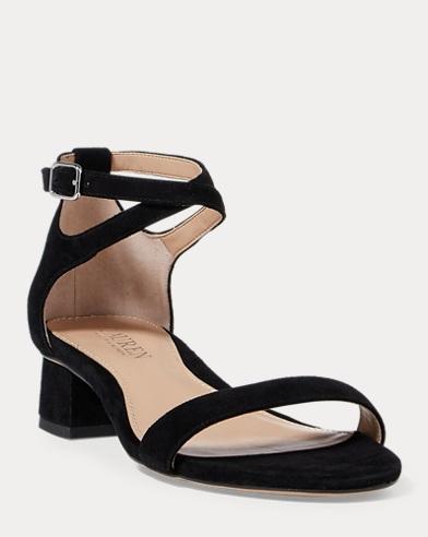 Sandale Betha aus Wildleder