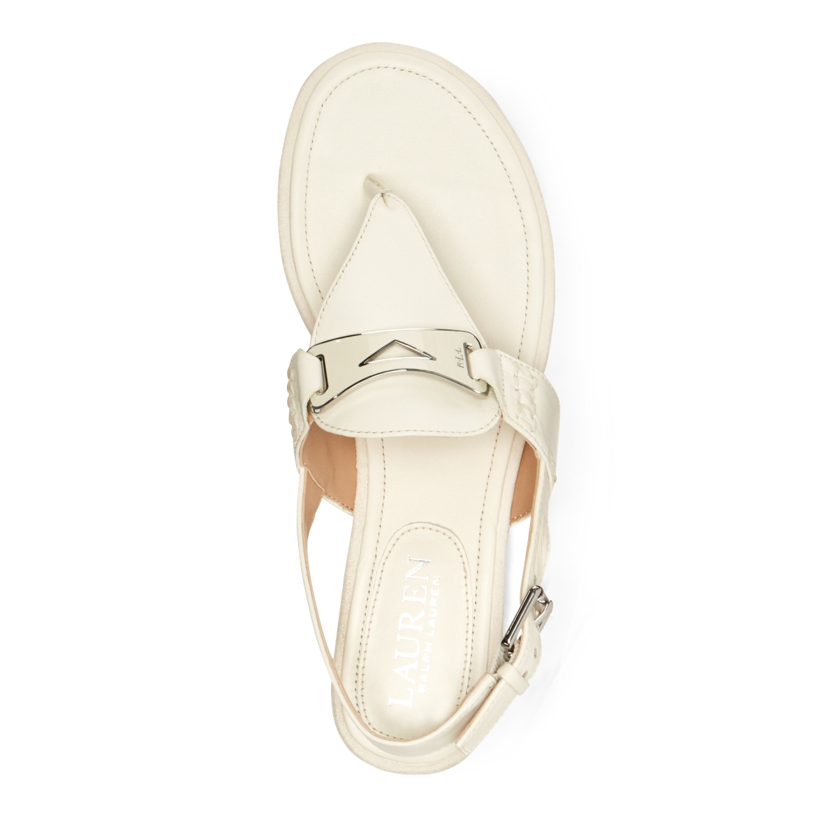 79a8b45cc328 Ralph Lauren Dayna Leather Thong Sandal at £42.5