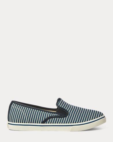 Janis Stripe Slip-On Sneaker
