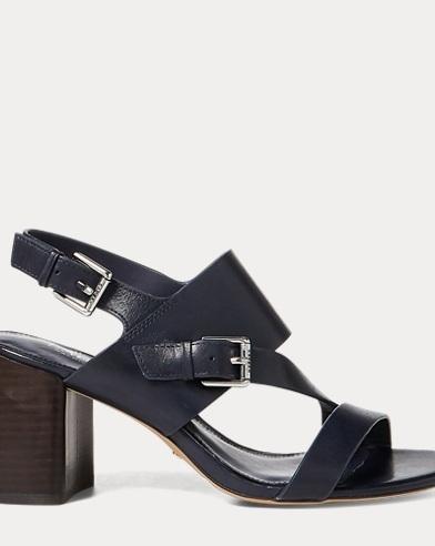 Florin Vachetta Leather Sandal