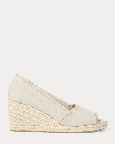 Espadrillas Carmondy in lino