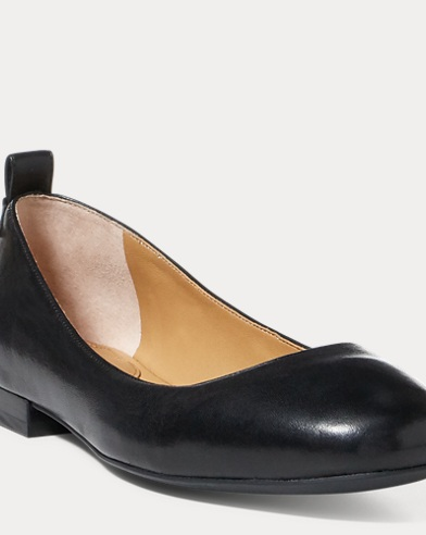 Leather Flat
