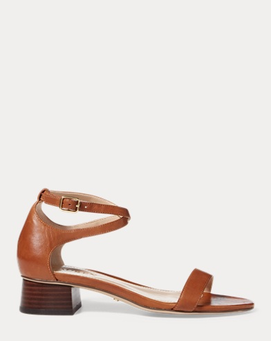 Betha Leather Sandal