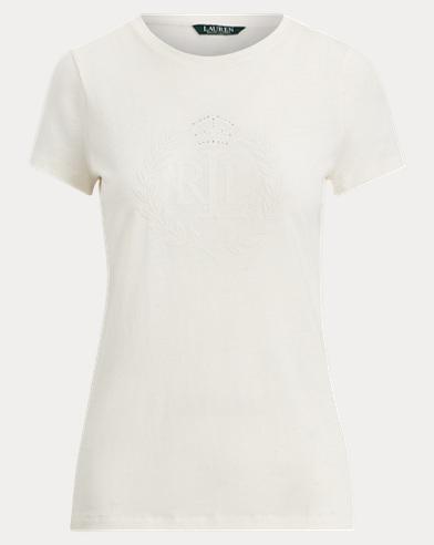 Crest Graphic T-Shirt