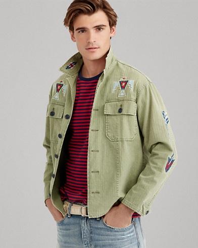 Camicia sud-occidentale Classic-Fit