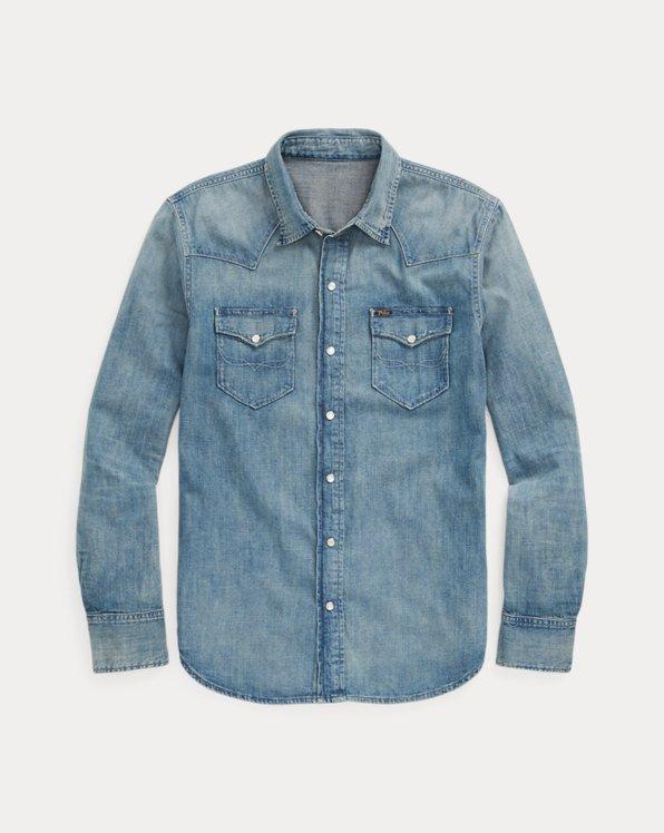 Camisa del Oeste classic fit