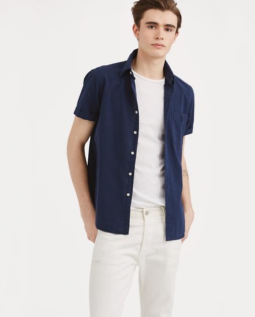 1fc1b84c950b1a Polo Ralph Lauren Classic Fit Seersucker Shirt 1