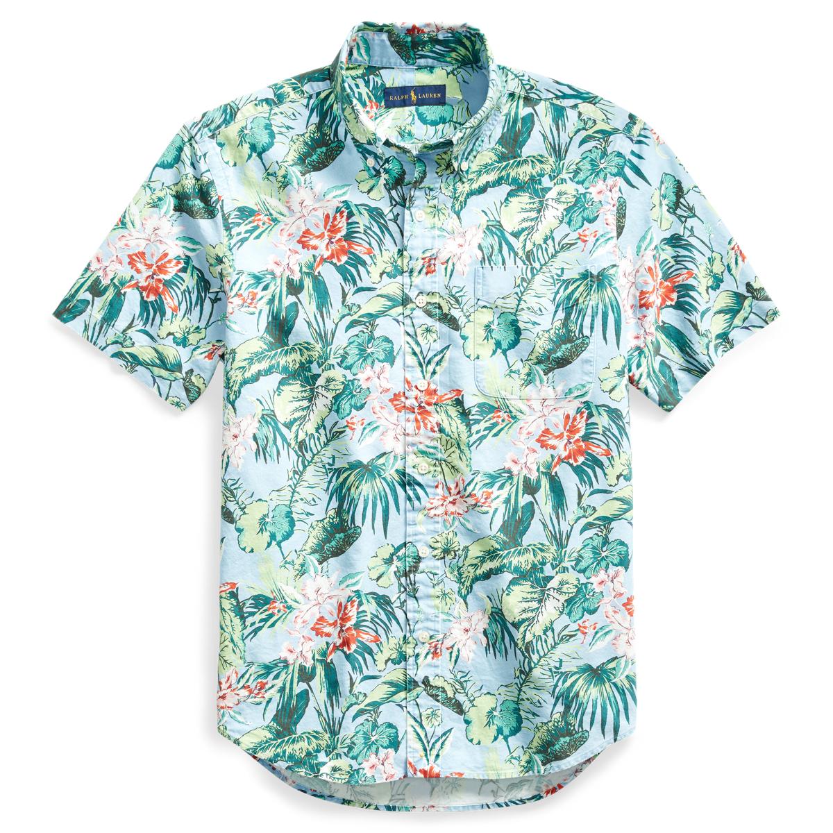 3ac0f0b56 Classic Fit Hawaiian Shirt