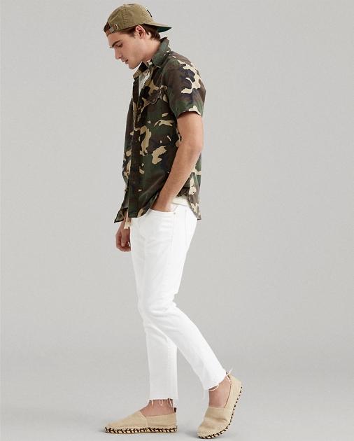 a7f0a5c07 Polo Ralph Lauren Classic Fit Camo Oxford Shirt 1