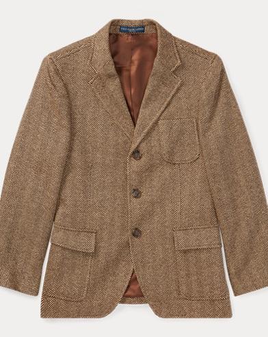 Wool-Silk Sport Coat