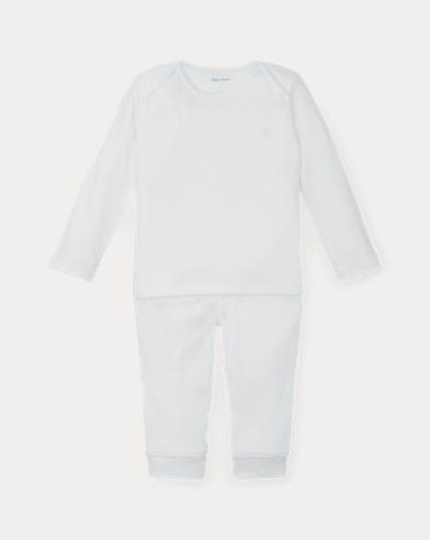 Cotton Top & Legging Set