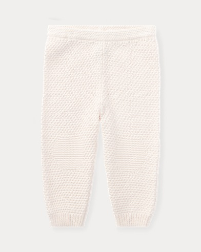 Combed Cotton Pull-On trouser