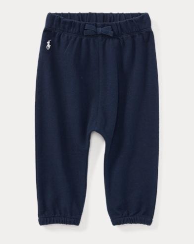 Cotton Mesh Jogger Pant