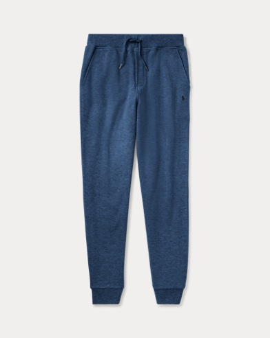 Pantaloni jogging piqué di cotone