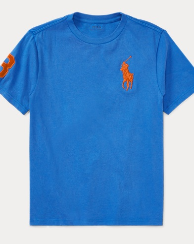 Big Pony T-Shirt aus Baumwolljersey
