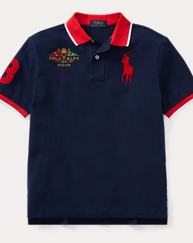 Polo ultraleggera in piqué