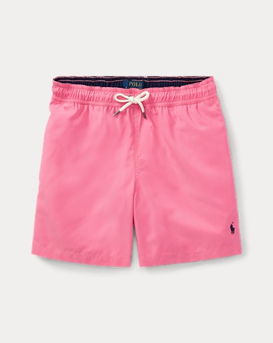 Hawaiian Twill Swim Trunk