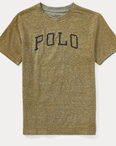 Grafik-T-Shirt aus Baumwollgemisch