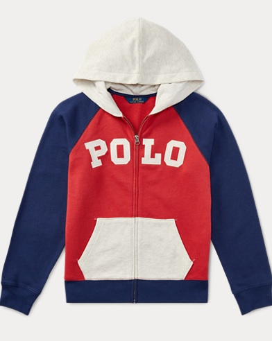 Cotton French Terry Hoodie