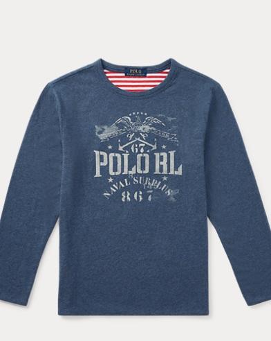 Wendbares T-Shirt ausBaumwolle