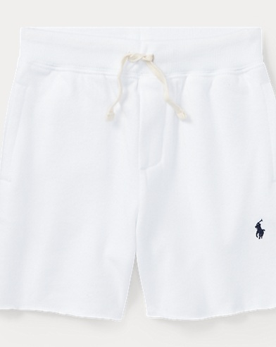 Cotton-Blend-Fleece Short