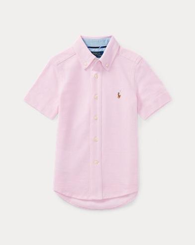 Baumwollpiqué-Oxfordhemd