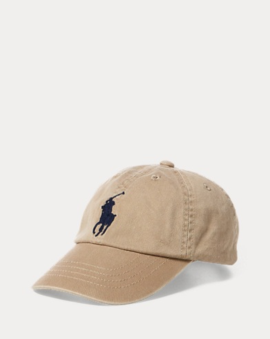 Big Pony Chino Baseball Cap