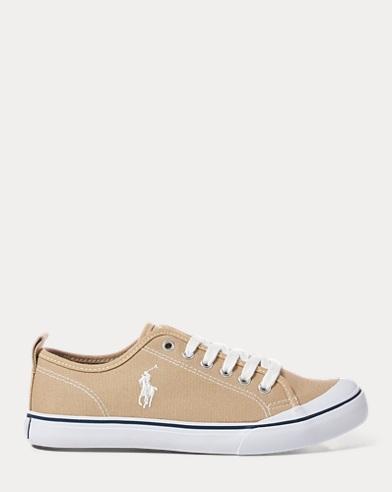 Karlen Canvas Low-Top Sneaker