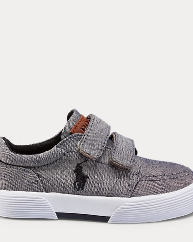 Sneaker Faxon II in chambray