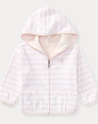 Reversible Cotton Hoodie