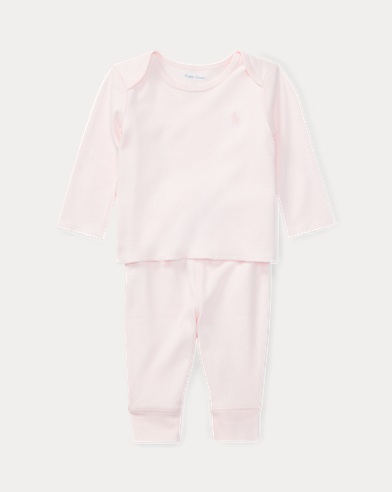 Cotton Top & Pant Set