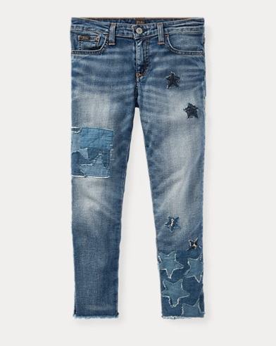 Waverly Straight Stretch Jean