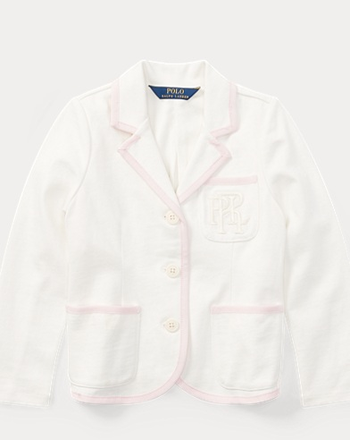Cotton Jersey Cricket Blazer