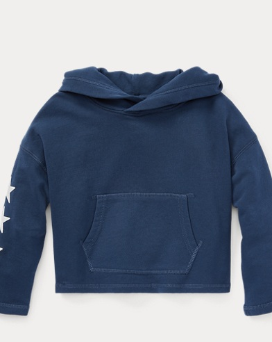 Drapey French Terry Hoodie