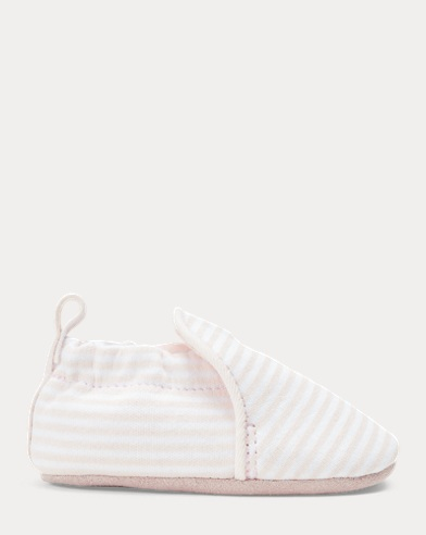 Percie Striped Slip-On Shoe
