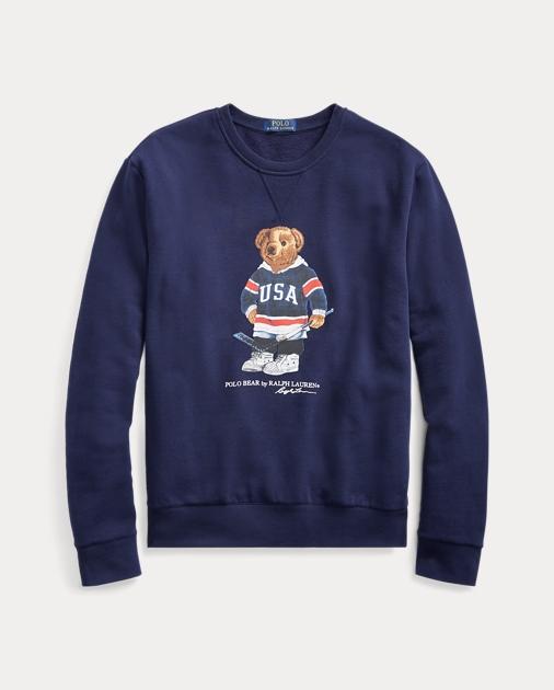 Polo Ralph Lauren Hockey Bear Sweatshirt 1 60a1f60bde0