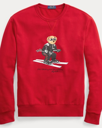 Ski Bear Sweatshirt