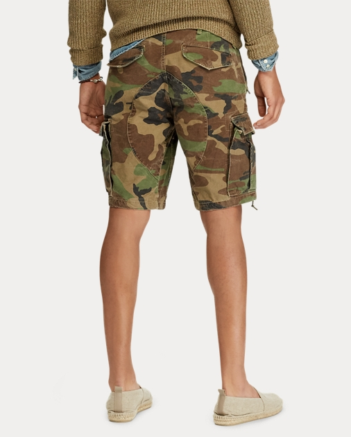 099dd7f4fe Polo Ralph Lauren Classic Fit Camo Cargo Short 4. MEN CLOTHING Shorts &  Trousers ...