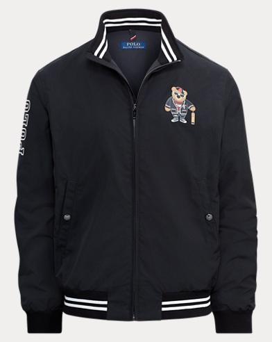 Packable Punk Bear Jacket