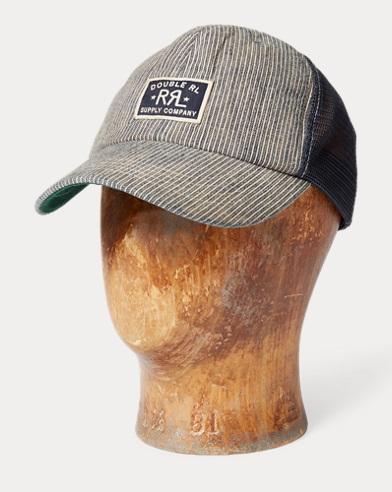 Cappellino tinto indaco