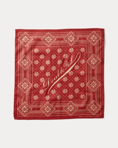Logo Cotton Bandanna