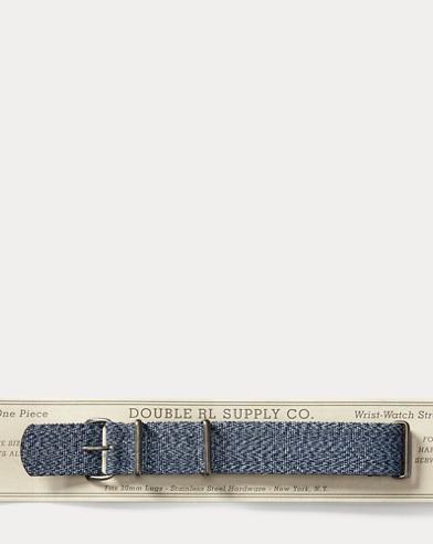 Bracelet de montre en polyester