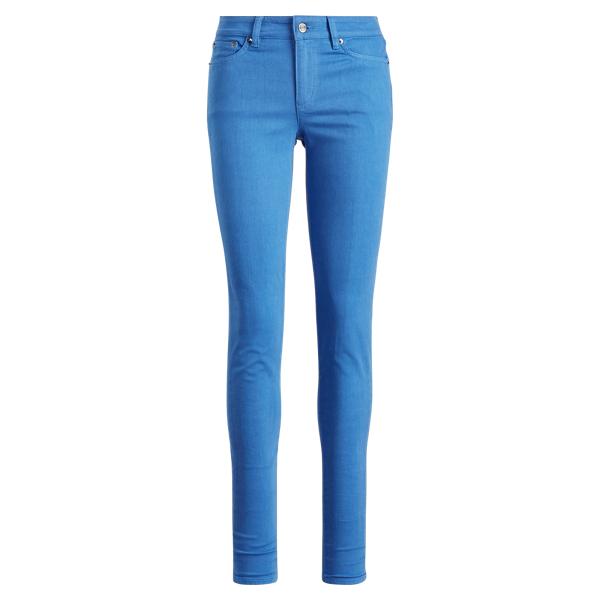 Ralph Lauren Premier Skinny Jean Enchanted Blue 14