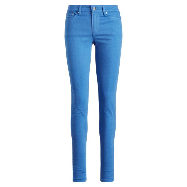Ralph Lauren Premier Skinny Jean Enchanted Blue 8P