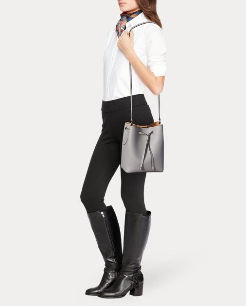 b00968fa7c Lauren Mini Debby II Drawstring Bag 5
