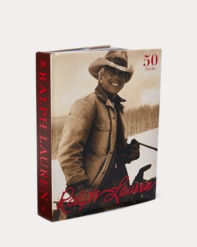Ralph Lauren: 50Jahre