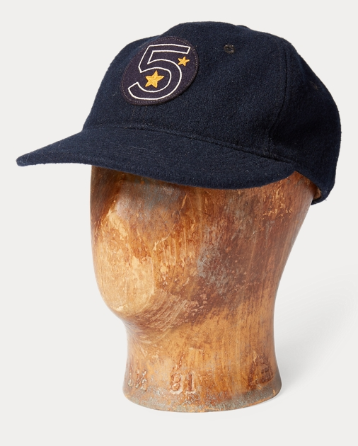 Wool-Blend Twill Ball Cap  dcc6e629fe0