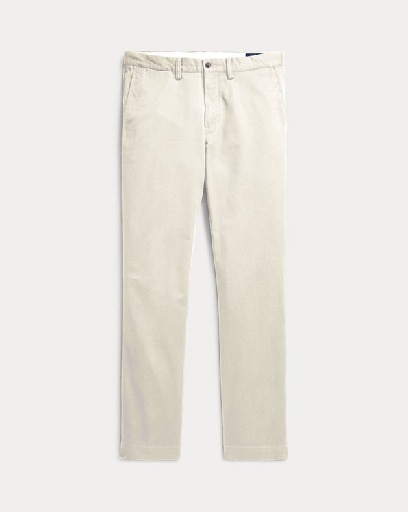Stretch Classic Fit Chino Trouser